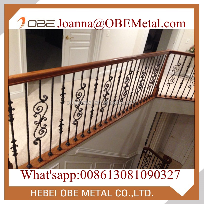 Round U0026 Square Cast Iron Baluster Shoes Bases, Metal Stair Parts Wholesale
