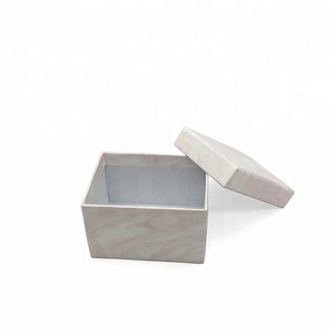 Unique Antique Elegant Paper Paperboard Packaging Hat Christmas Ring Bracelet Jewelry Box Holder