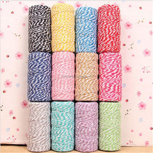 Best Price Wholesale 2MM Colorful Cotton Cord,Colored Cotton Rope For DIY