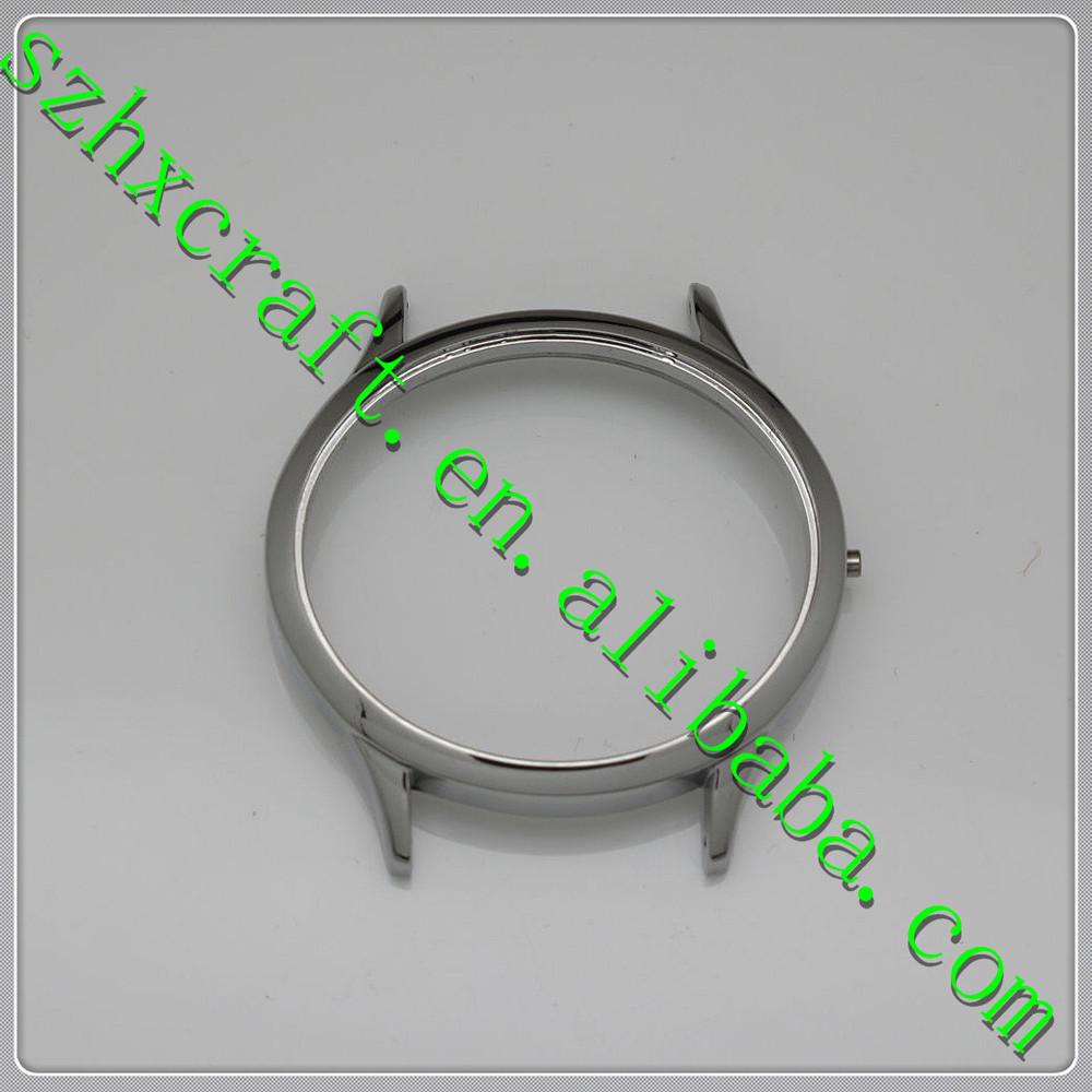 Watch wrist parts - Stainless Steel Parts Wrist Watch Case Eta 2824 Movement