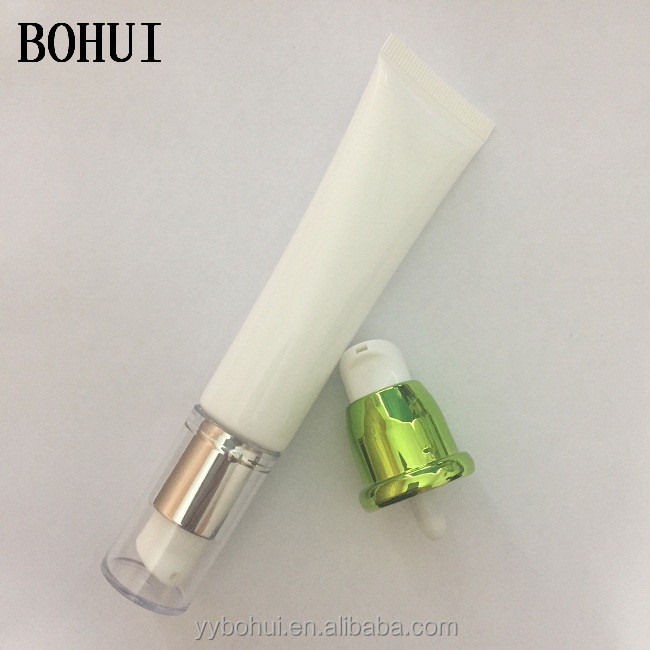 Pump Sprayer Sealing Type and Skin Care Cream Use airless bottle locking pump