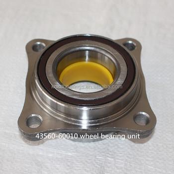 43560-60010 Wheel Bearing Unit Auto Wheel Hub Unit Bearing Du5496 ...