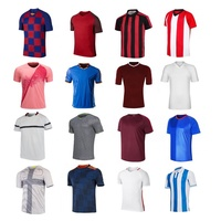 New Soccer sets Men Kids Football Jerseys Outdoor Sports Soccer Jerseys