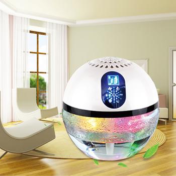 Nice Health Care Products Fresh Air Globe Air Purifier Patente Water Air  Freshener Ioninc UV Remove Formaldehyde