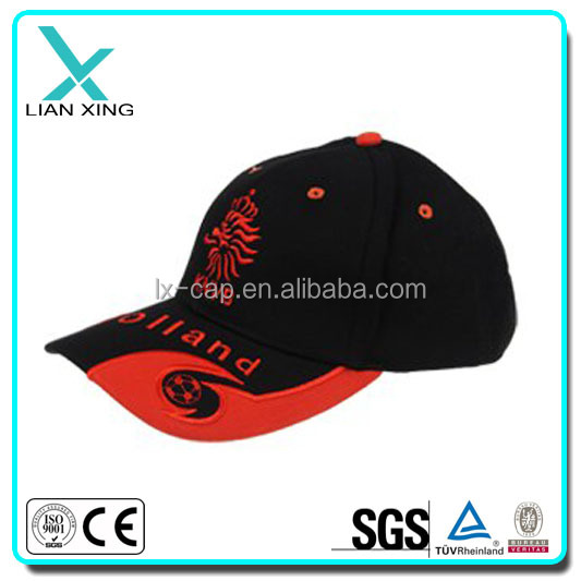 The Dutch football association 6 panel cap and hat