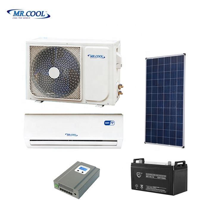 18000btu/1 5 Ton 100% Solar Air Conditioner With Solar Panel - Buy Air  Conditioner With Solar Panel 18000btu,48v Dc Air Conditioner,100% Solar Air