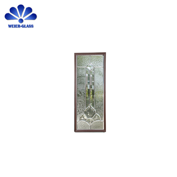 Factory Price Stained For Sale Textured Decorative Glass Windows