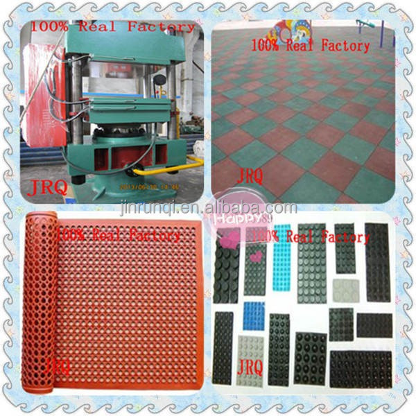 Rubber Band Making Machine/hydraulic press for rubber vulcanization/Vulcanized Rubber Sheet