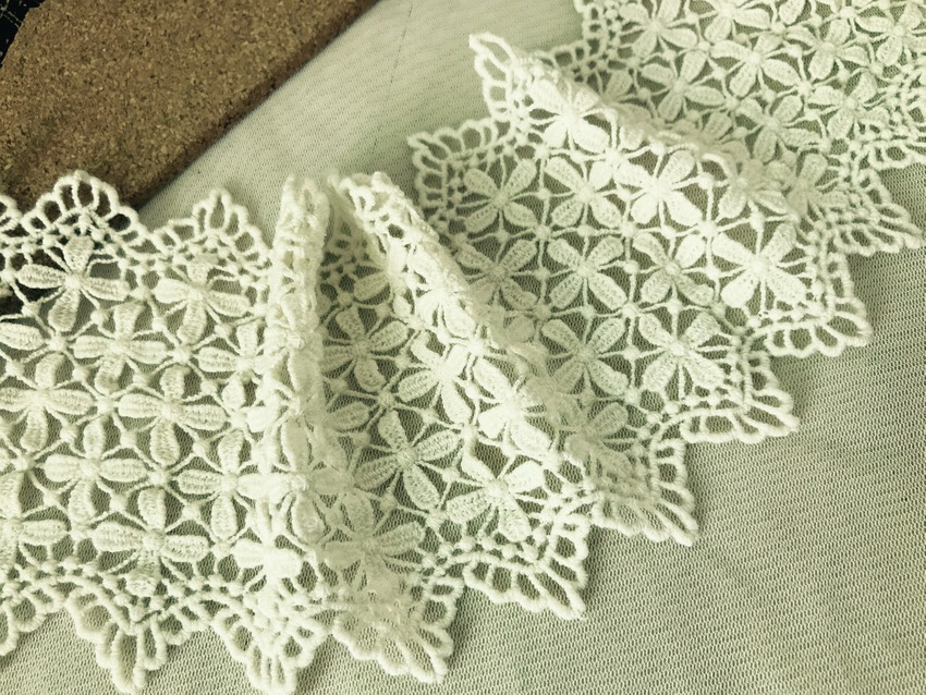 Online kopen Wholesale broderie anglaise uit China