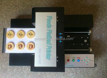 No Clog Problem Food Printer Use Edible Ink - Buy Food Printer Use ...