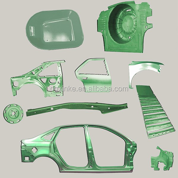 Car Accessories/ Metalworking Spare Parts Manufacturing