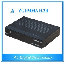 ZGEMMA H.2H DVB S2 + DVB T2/C with dual core CPU multi-media dream satellite tv receiver