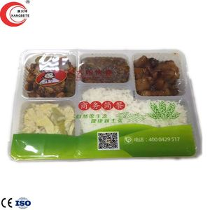 Food Tray Sealing Packing Thermoforming Vacuum Packaging Machine Mauritius