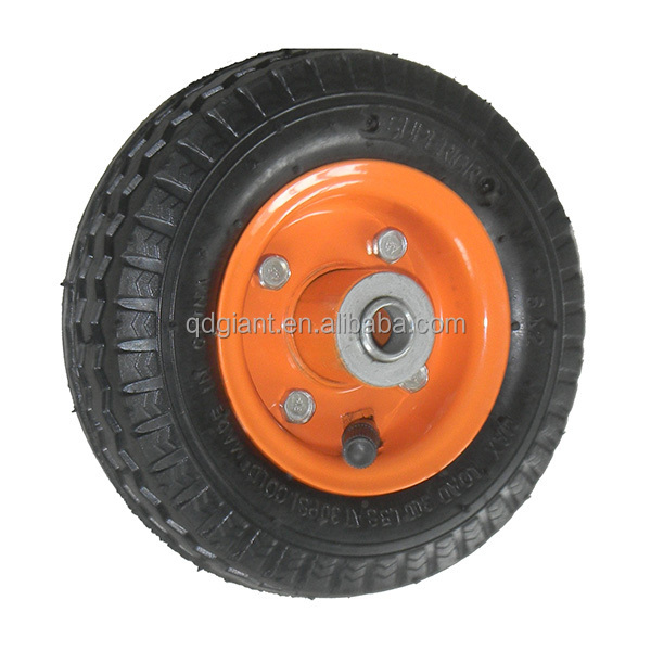 6 inch air wheels for tool cart