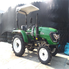 chinese agriculture used front end loader farm tractor in big sale small tractor rotavator