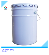 Universal UV Paint for PP ABS PE PVC PET plastic