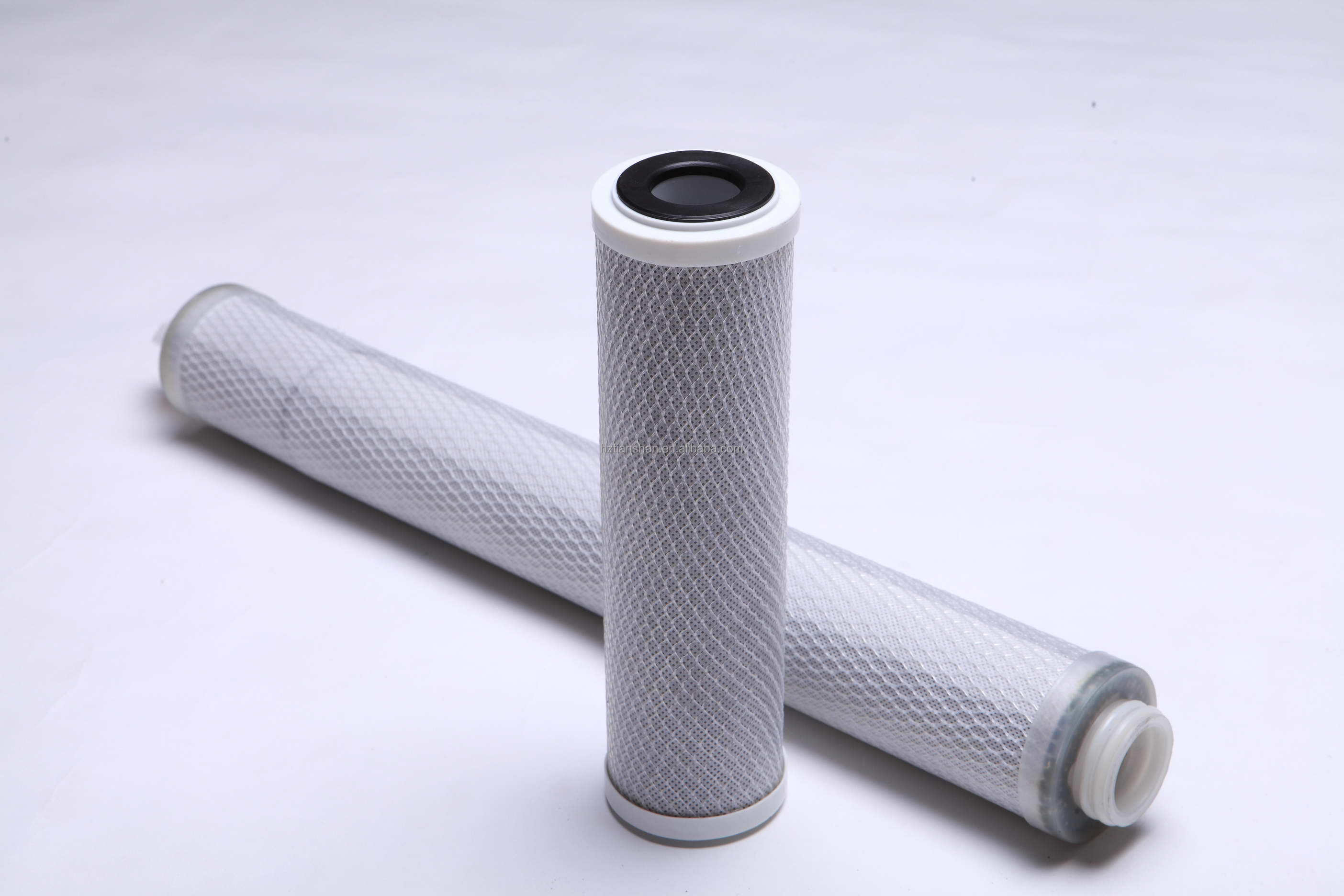 Prefiltration In Water Treatment Process / Cto Activated Carbon ...