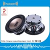 power subwoofer 10 inch big bass car audio subwoofer RMS 300W car audio speaker