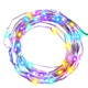 Outdoor Decoration Copper Wire Patio Holiday Fairy Rope Led String Christmas Light