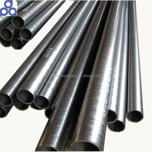 Low Price Large Stock API 5L ASTM A106 SCH80 Hollow Bar 3/4'' Seamless steel pipe tube