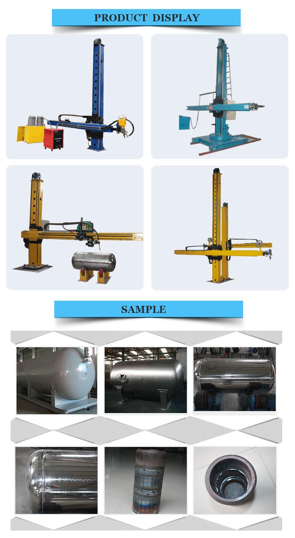 Good Suppliers Automatic Pipe Cylinder Seam Welding Manipulator Equipment -  Buy Welding Manipulator,Seam Welding Equipment Cylinder,Pipe Welding
