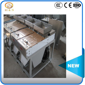 machine of agricultural waste groundnut shell