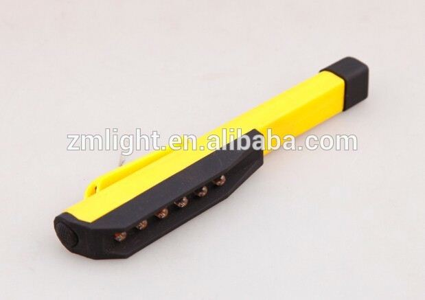 Wholesale led pen lights work light suppressor for led light