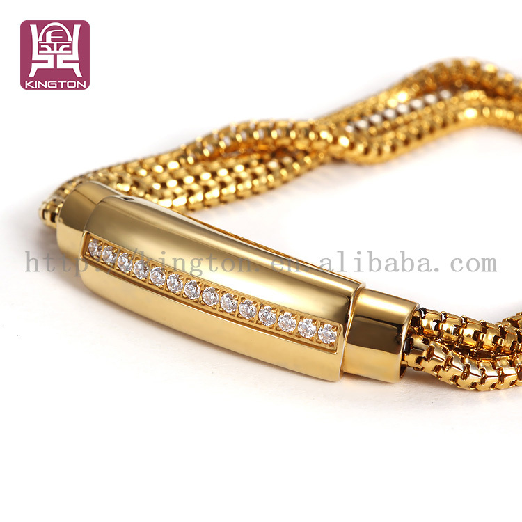 2015 fashion gold chain bracelet designs models, View gold ...