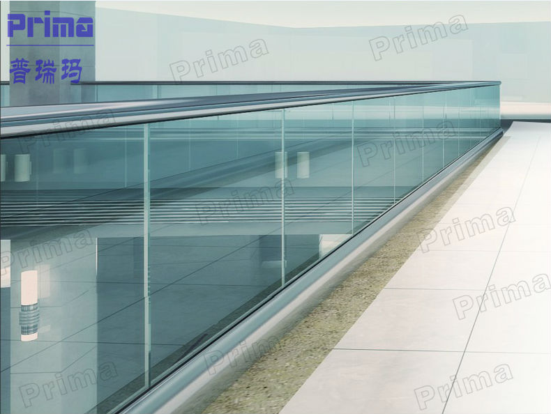 Low cost popular design parapet wall glass buy parapet for Low balcony wall