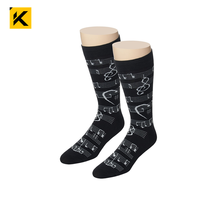 KT1-A947 musique <span class=keywords><strong>chaussettes</strong></span> hommes <span class=keywords><strong>chaussettes</strong></span> <span class=keywords><strong>sans</strong></span> élastique <span class=keywords><strong>chaussettes</strong></span> mi-mollet