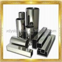 hot sale 304 stainless steel welded tube /pipe stonland steel