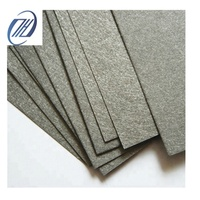 Cut to order stainless steel 310 sintered metal fiber felt