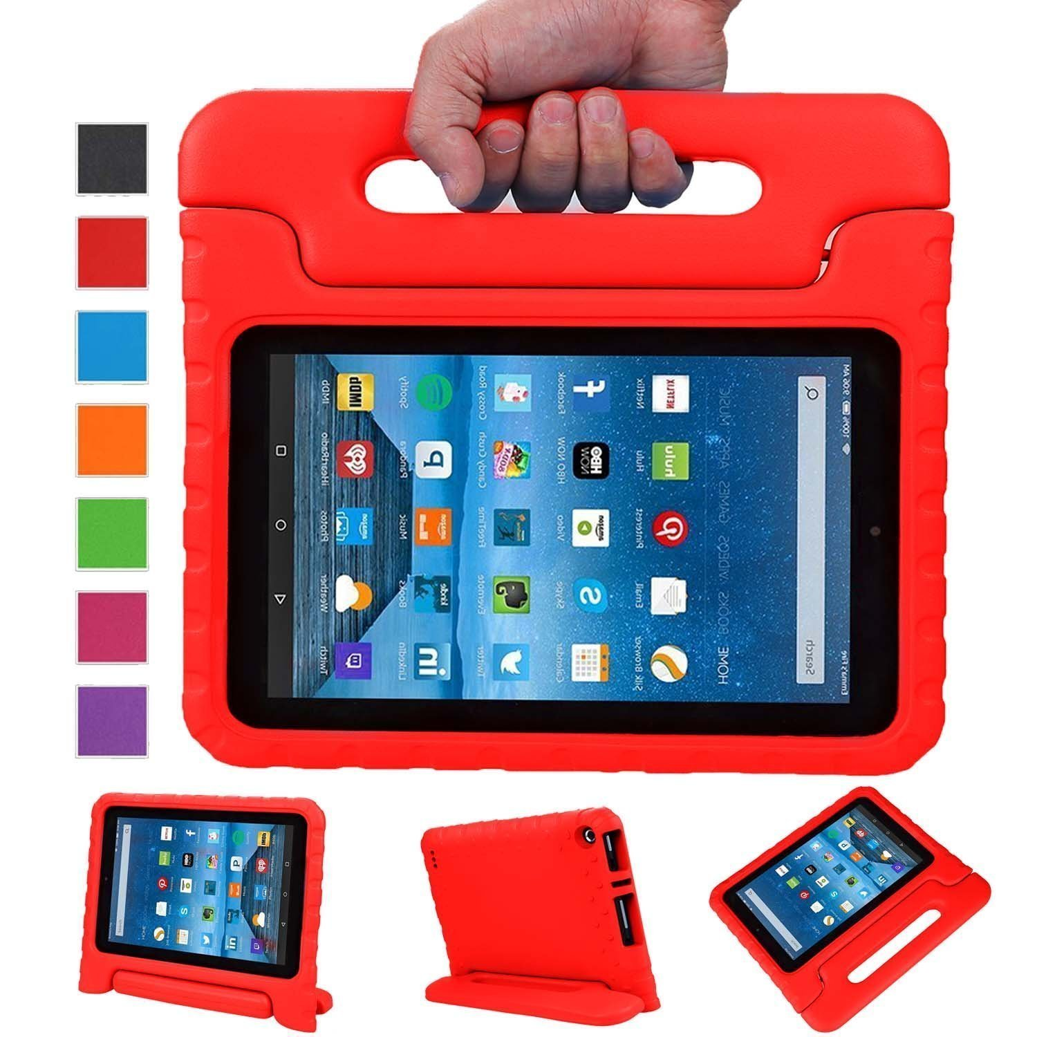 Buy Fire 7 2015 Case - Tinkle ONE Kids Case Shock Proof Convertible