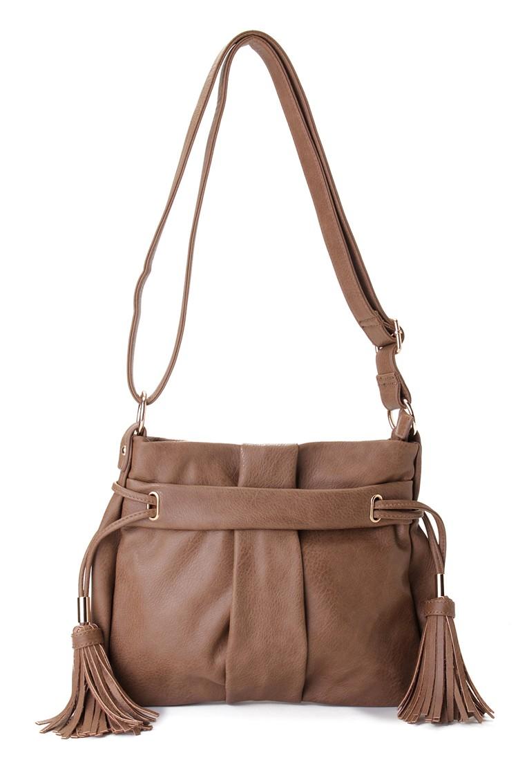Fashion Women Polo Handbags Pu Leather Bags