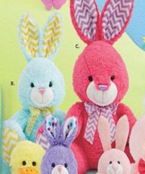 50cm Rabbit toys, new design rabbit plush toys,rabbit plush toy pillow cushion