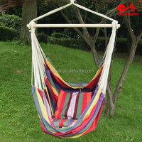 Outdoor garden rattan hammock swing chairs manufacturers patio swing chair