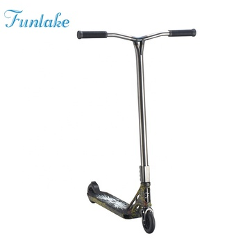 Freestyle aluminum custom chinese stunt scooter brands extreme ultra 2 wheel foot scooters for adults