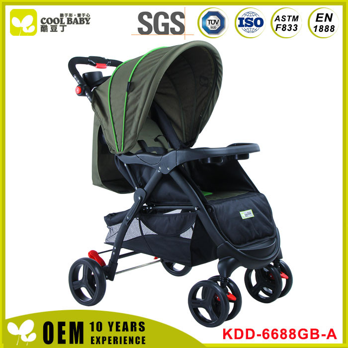 European Standard New Baby Stroller 2 In 1 With Car Seat / China ...