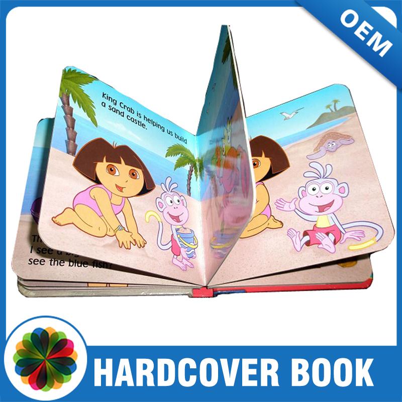 Tapa Dura Libro Infantil,Niños Imprimir Para Colorear Libro Para ...