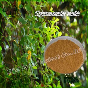 Gymnema sylvestre leaf extract powder gymnemic acid