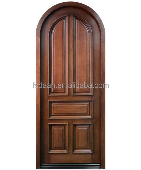 arcos de madera para puertas ideas de disenos On puertas de madera en arco
