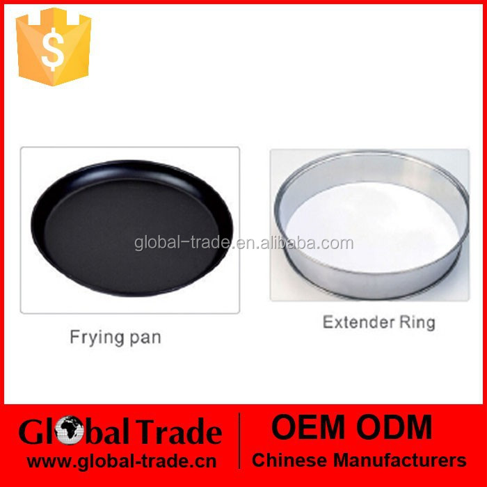 Halogen Oven Accessories Extender ring/Frying pan/Steamer/Skewers. H0120