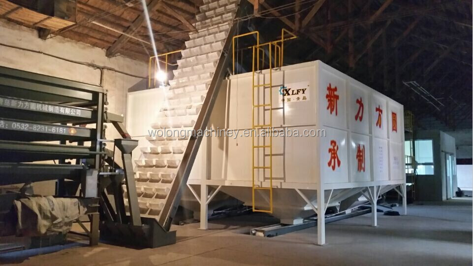 peanut/lentil/chestnut processing/produce line machine