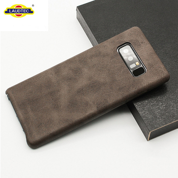 outlet store 2fb6a a8982 Classic Leather Cover For Samsung Galaxy Note 9 - Buy Protective Wholesale  Flexible Leather Back Cover For Samsung Galaxy Note 9,Durable Anti-slip ...