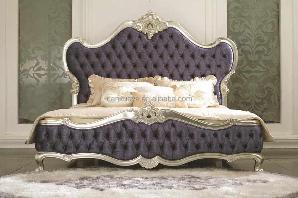 Elegant Champagne Gold Bedroom Furniture