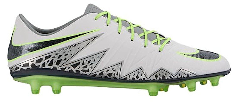 hot sale online 2d898 12905 Nike Men s Hypervenom Phatal II FG Soccer Cleat (Pure Platinum)