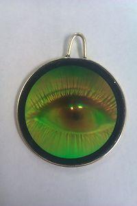 Hologram eyelash pendant necklace buy hologram necklace product on hologram eyelash pendant necklace aloadofball Choice Image