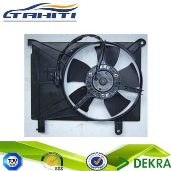 Best Ing Black Electric Radiator Cooling Fan Embly For Daewoo Lanos Stufenheck Oem 96182264