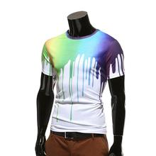 Bulk custom t shirt printing all 넘 from China OEM Factory