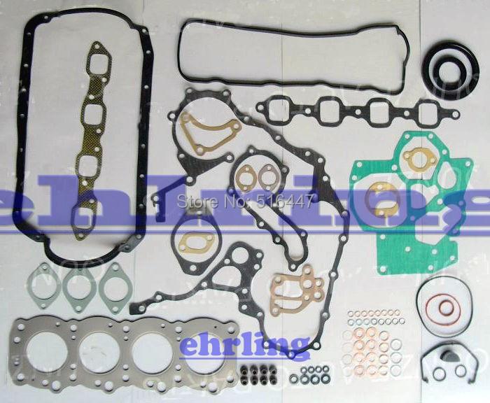 Двигатель запчасти прокладка 4FA1 4FE1 двигатель Fit TCM Komatsu погрузчик грузовик 5 - 87811154 - 0